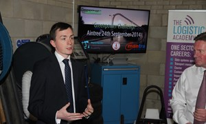 GM Schools Greenpower Challenge Launch