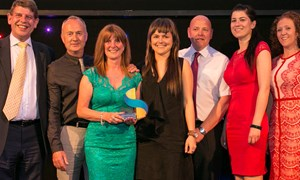 Regatta win Skills for Business Award